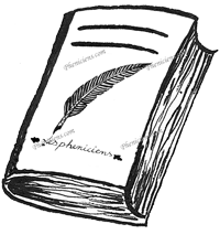 Book  Articles, © Pheniciens.com