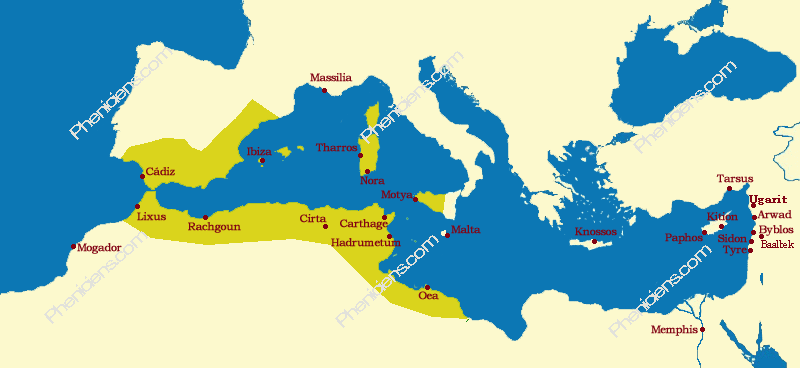 The Punic Empire