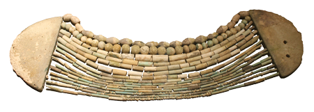 Faience Necklace, National Museum of Beirut