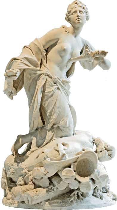 The Death of Dido<br>Cayot - Louvre Museum